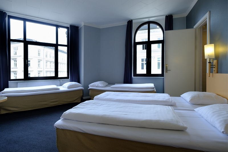 zleep hotel kopenhagen preiswertes und zentral hotel. Black Bedroom Furniture Sets. Home Design Ideas